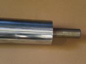 Cilindro Cromado de Impressora Rotativa para Máquina