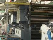 Impressora e Dobradeira de Rotativa para Reforma, Máquina, Jornal, Gráfica